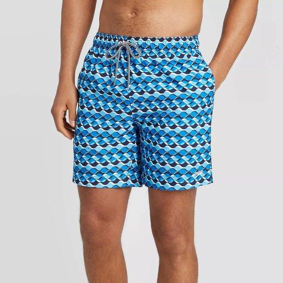 NWT Boy/'s Speedo Swim Board Shorts Trunks Black Size Small MSRP $30 UPF 50+
